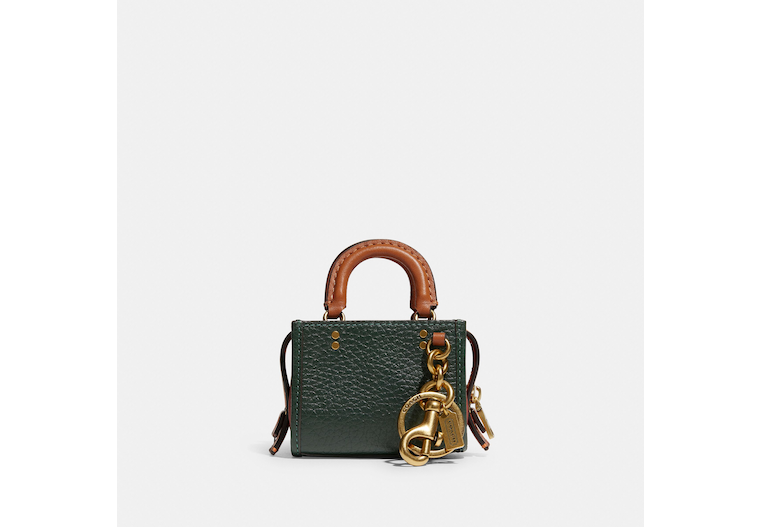 Mini Rogue Bag Charm image number 0