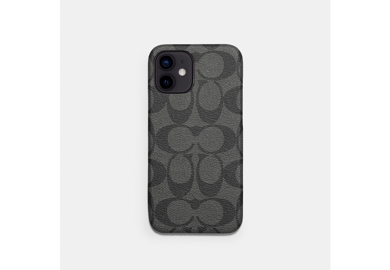 Iphone 12 Pro Max Case In Signature Canvas image number 0