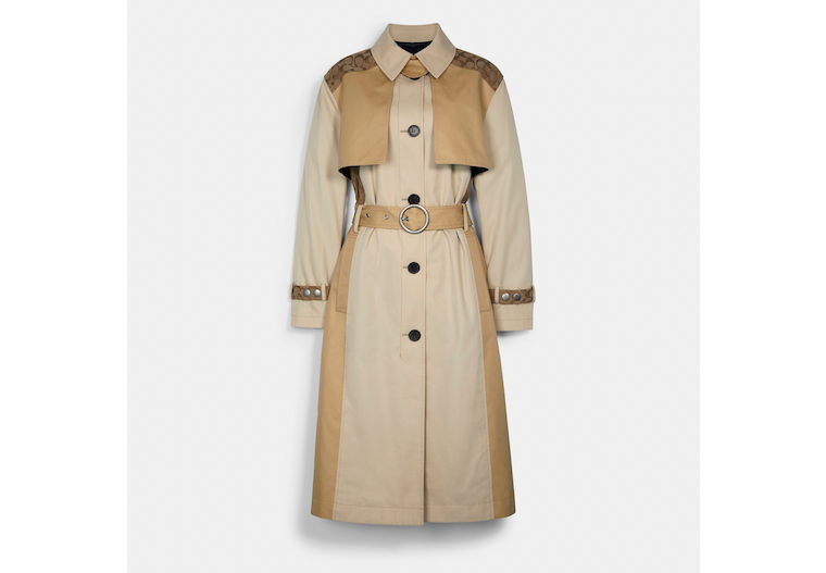 Tonal Signature Trench image number 0