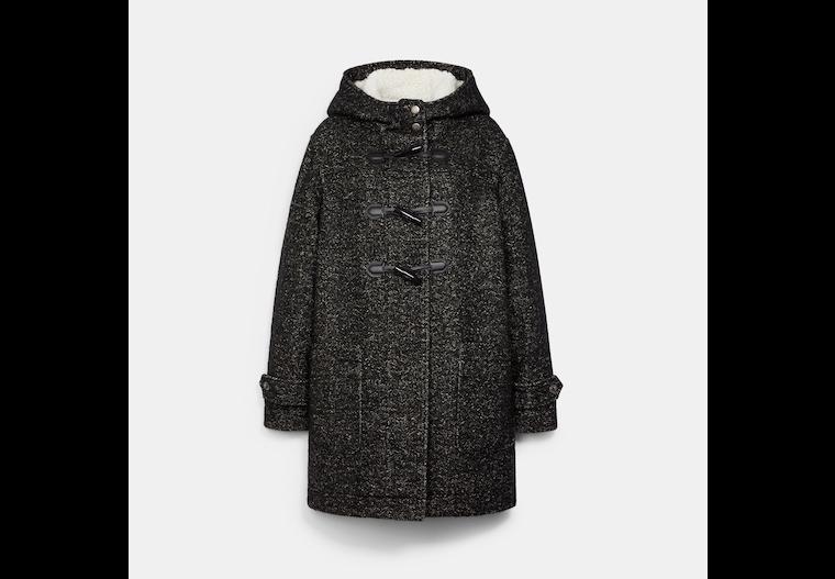 Duffle Wool Coat image number 0