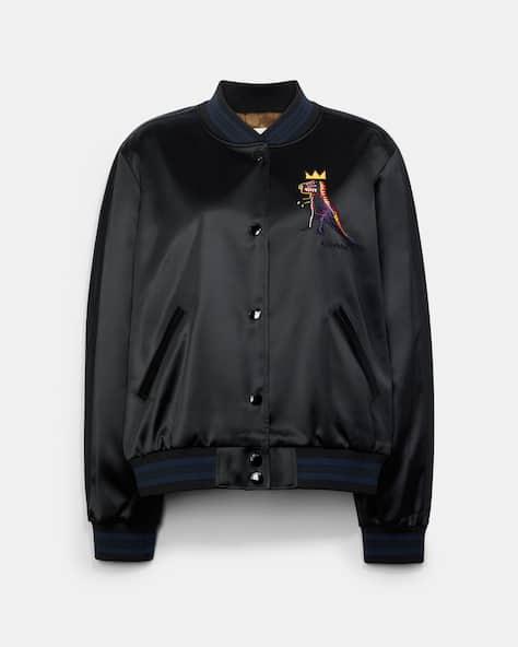Coach X Jean Michel Basquiat Souvenir Jacket