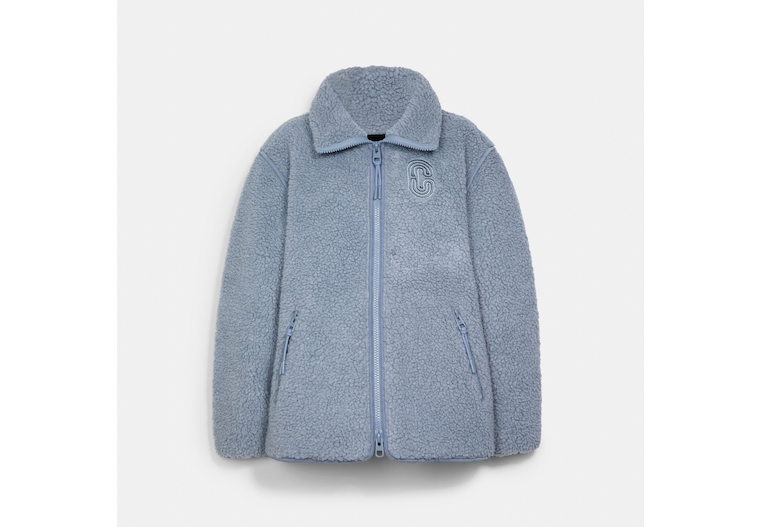 Sherpa Zip Up image number 0