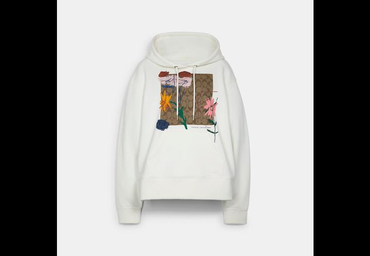 Coach X Jean Michel Basquiat Hoodie image number 0