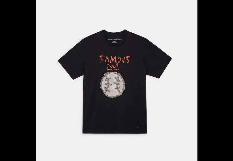Coach X Jean Michel Basquiat T Shirt image number 0
