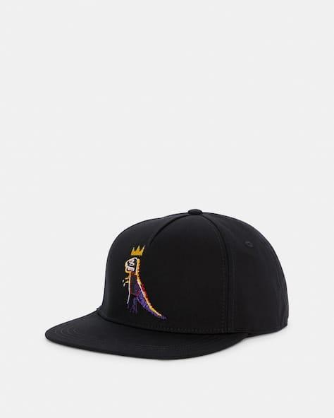 Coach X Jean Michel Basquiat Hat