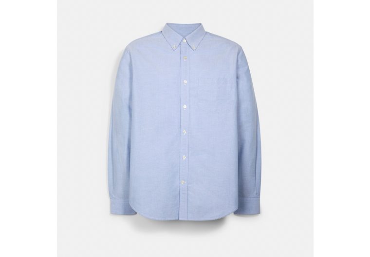 Long Sleeve Oxford Shirt image number 0
