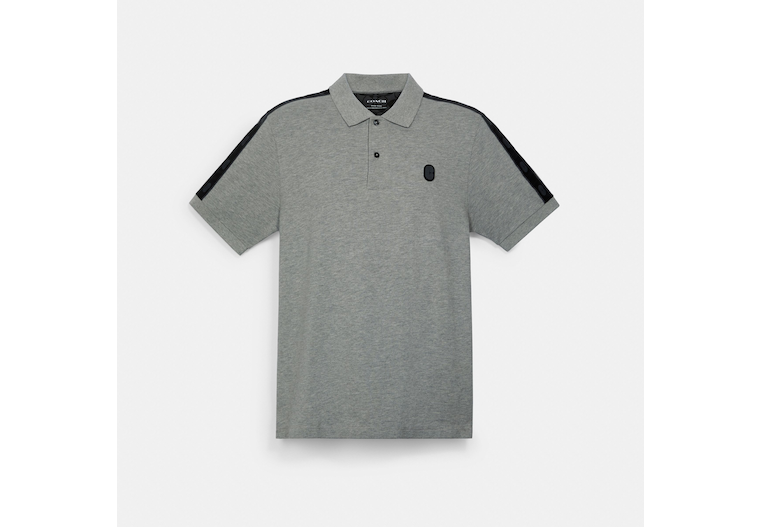 Signature Tape Polo image number 0