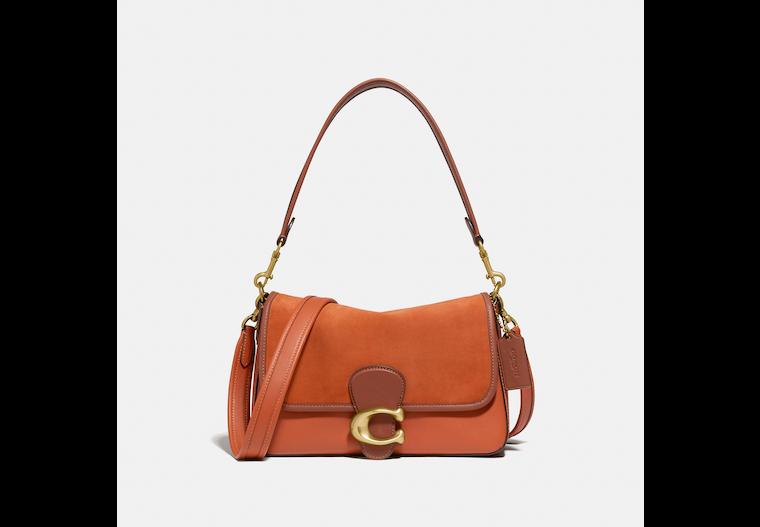 Soft Tabby Shoulder Bag image number 0