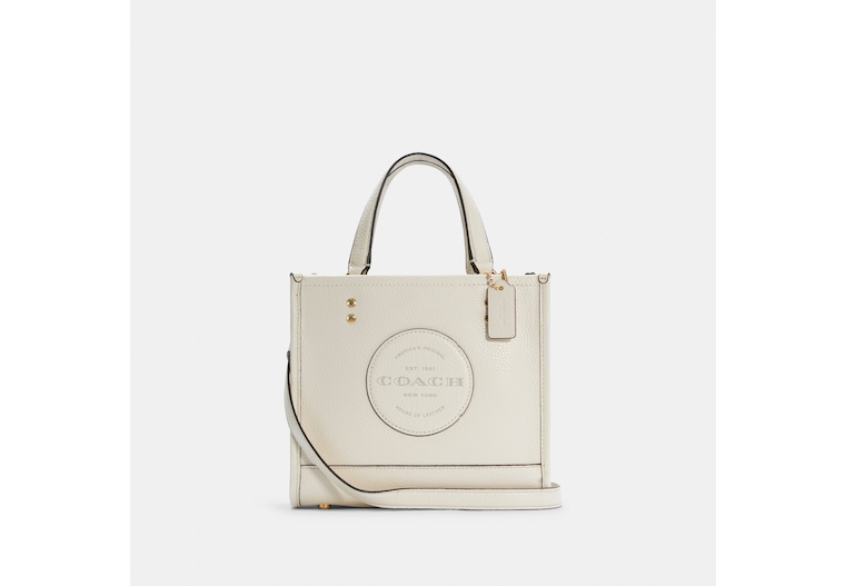 Dempsey Tote 22 With Coach Patch image number 0