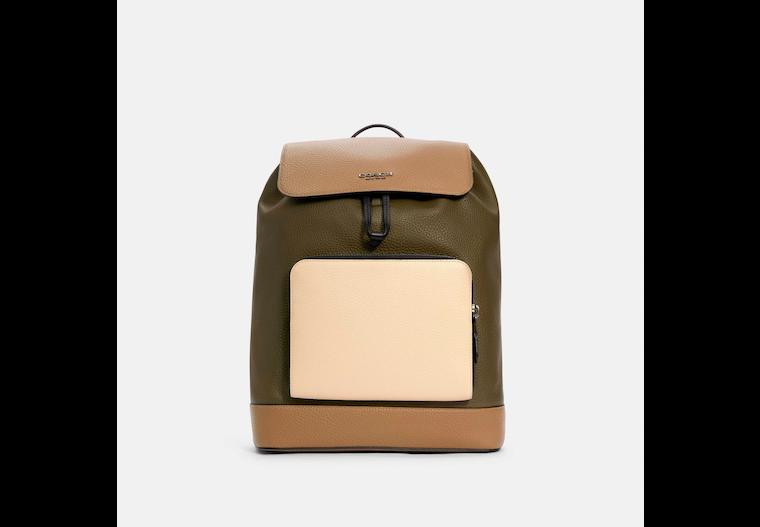 Turner Backpack In Colorblock image number 0
