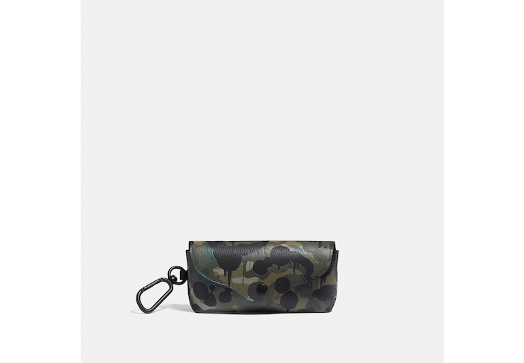 Charter Sunglass Case With Camo Print image number 0