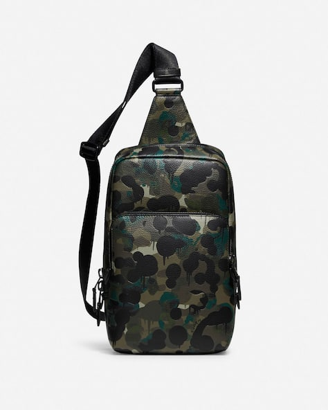 Gotham Pack With Camo Print