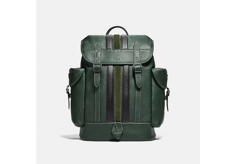 Hitch Backpack With Varsity Stripe image number 0