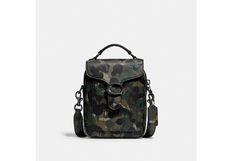 Tabby Crossbody With Camo Print image number 0