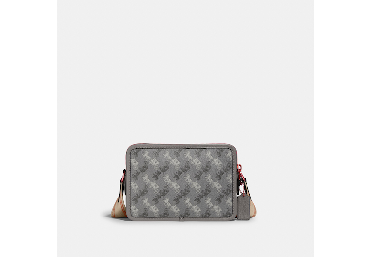 Charter Crossbody 24 With Horse And Carriage Print image number 0
