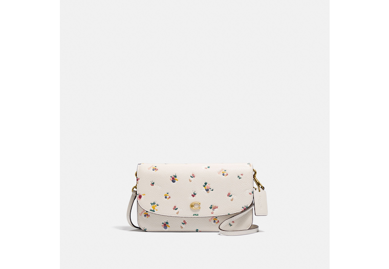 Hayden Crossbody With Paint Dab Floral Print image number 0