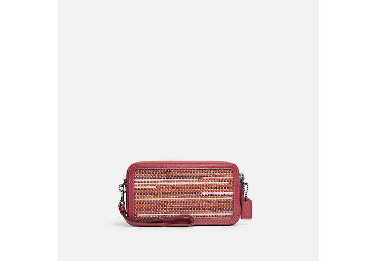 Kira Crossbody In Upwoven Leather image number 0