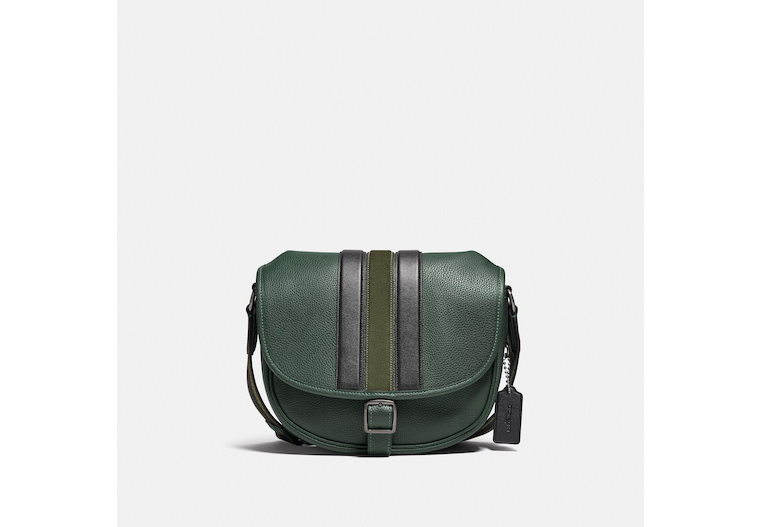 Hitch Crossbody With Varsity Stripe image number 0