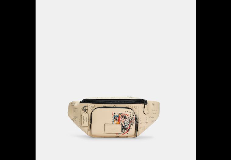 Coach X Jean Michel Basquiat Track Belt Bag image number 0