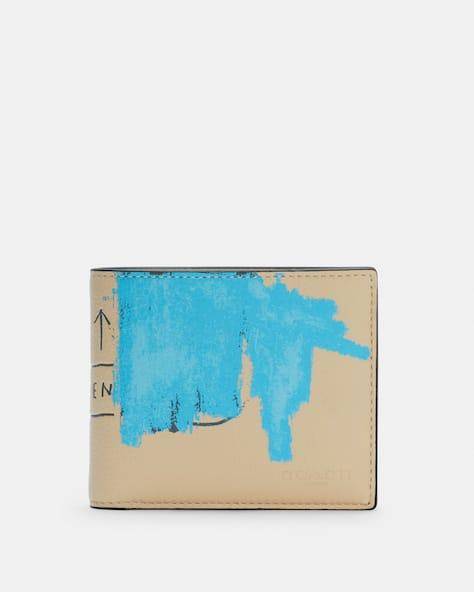 Coach X Jean Michel Basquiat 3 In 1 Wallet