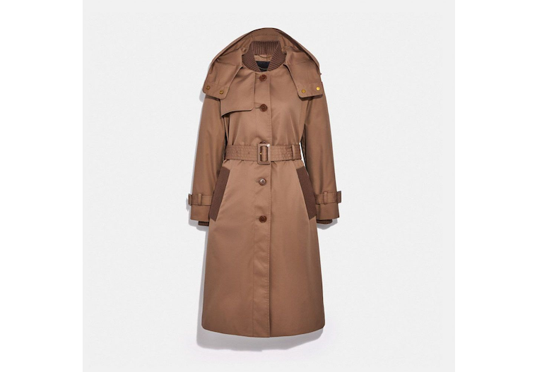 Hooded Trench image number 0