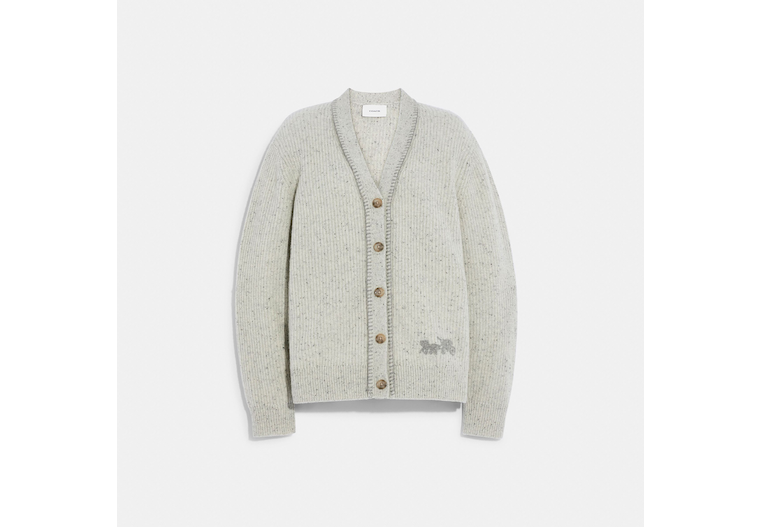 Recycled Cashmere Cardigan image number 0