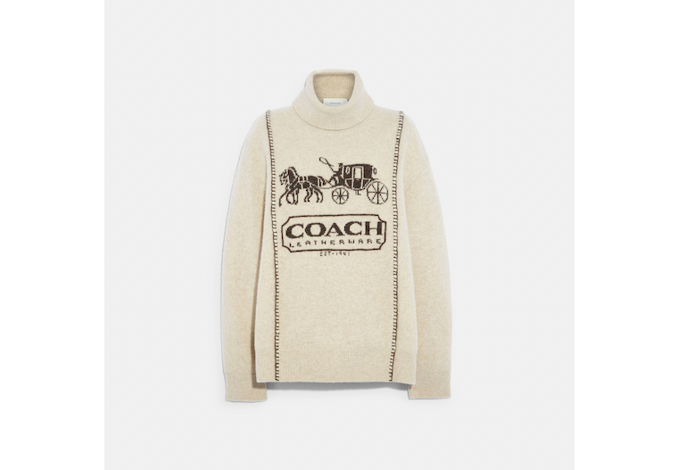 Horse And Carriage Sweater image number 0