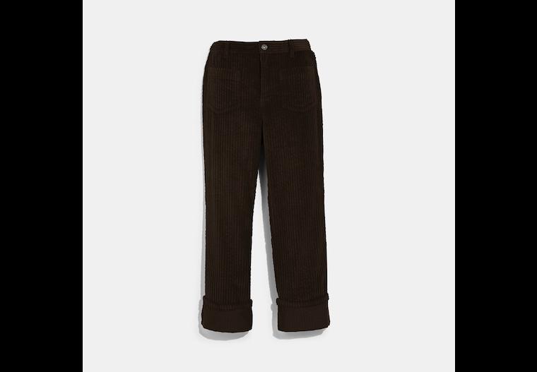 Corduroy Pants image number 0
