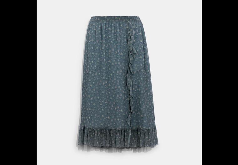 Crepon Skirt image number 0