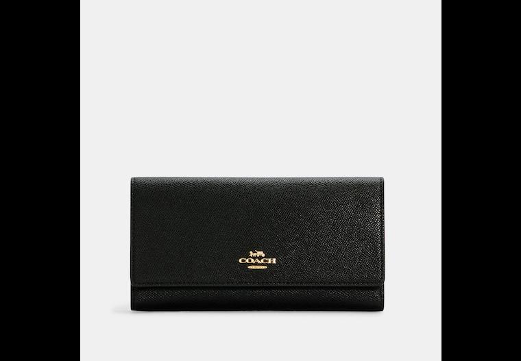 Slim Trifold Wallet image number 0