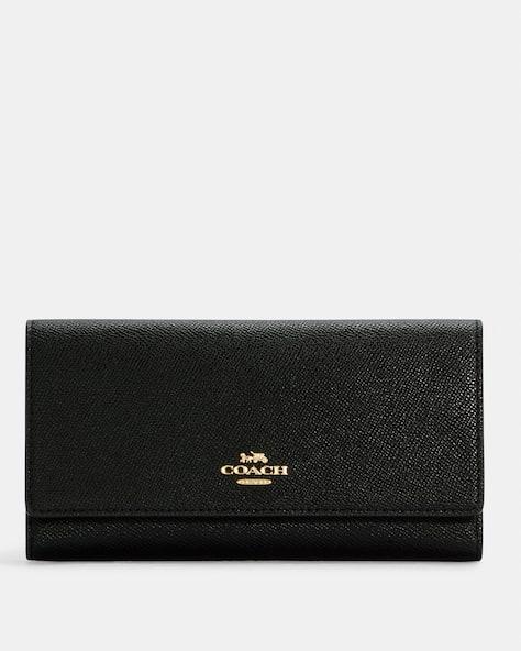 Slim Trifold Wallet