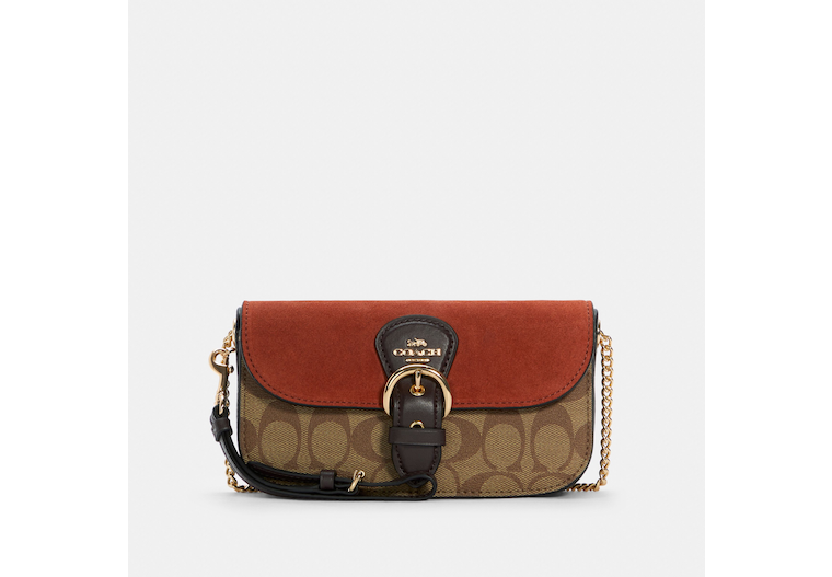 Kleo Crossbody In Signature Canvas image number 0