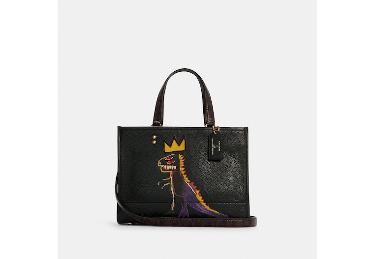 Coach X Jean Michel Basquiat Dempsey Carryall image number 0