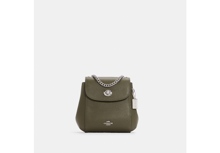 Convertible Mini Backpack image number 0
