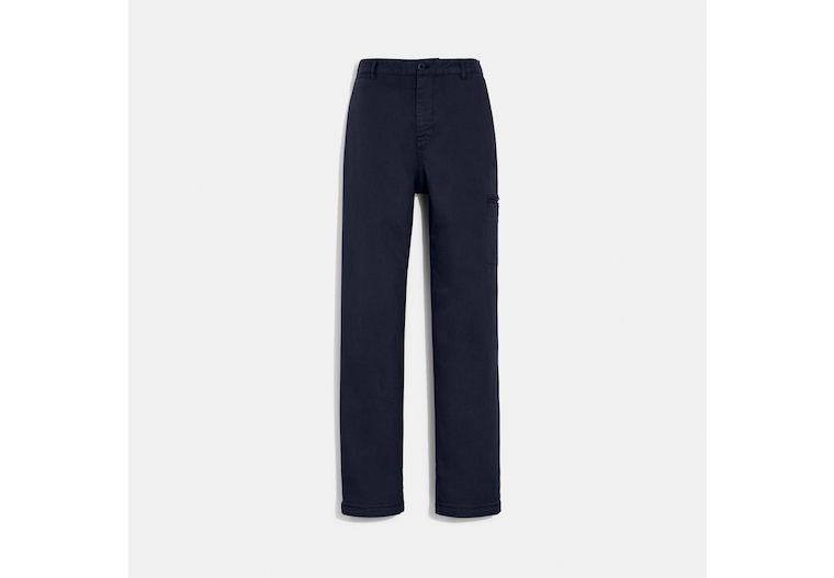 Flat Front Chinos image number 0