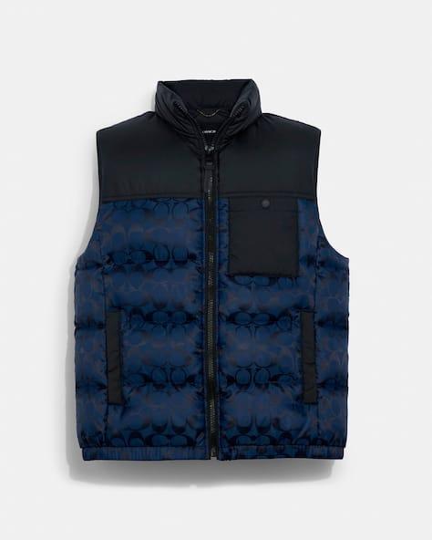 Signature Puffer Vest
