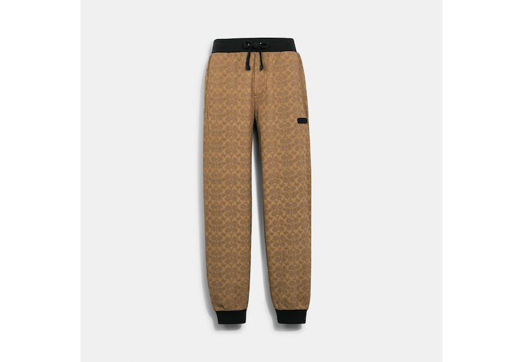 Essential Joggers In Organic Cotton image number 0