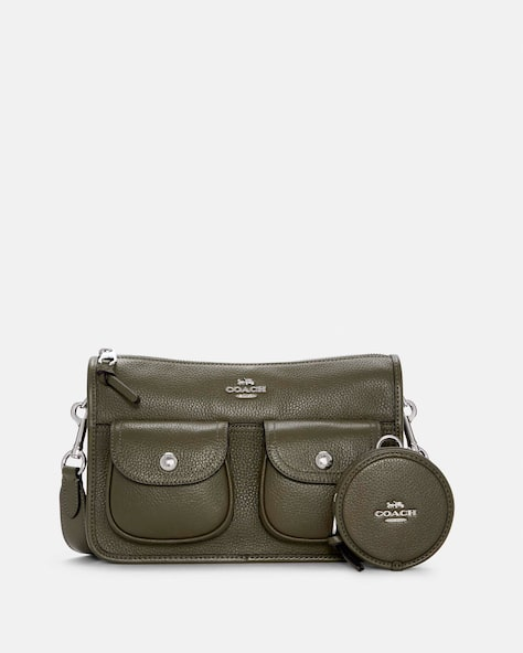 Pennie Crossbody With Coin Case
