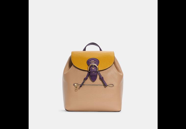 Kleo Backpack In Colorblock image number 0