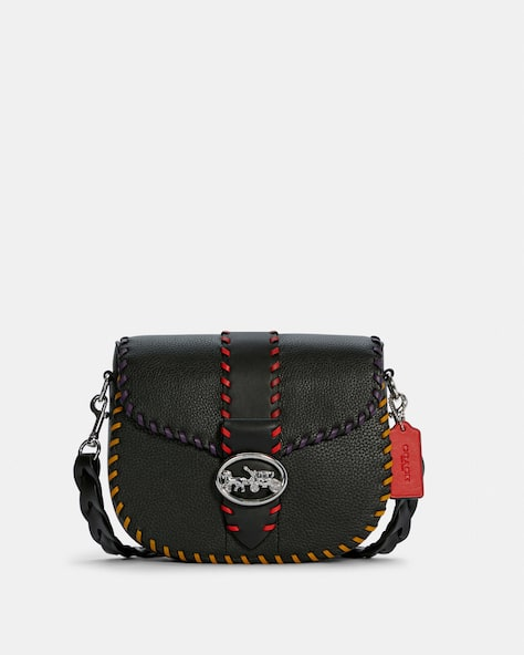 Georgie Saddle Bag