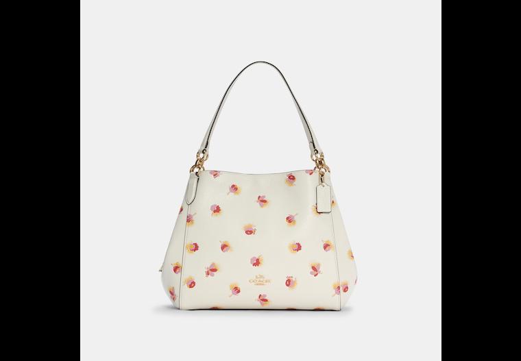 Hallie Shoulder Bag With Pop Floral Print image number 0