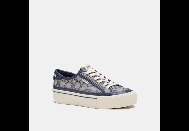 Citysole Platform Sneaker With Fleece Lining image number 0