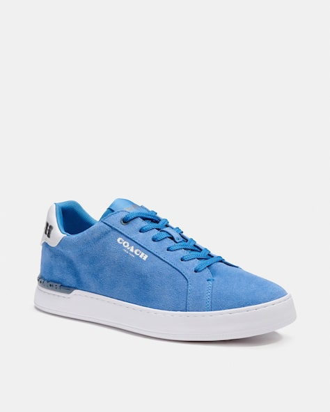 Clip Low Top Sneaker With Embroidery