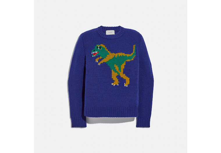 Buy Now Rexy Intarsia Sweater image number 0