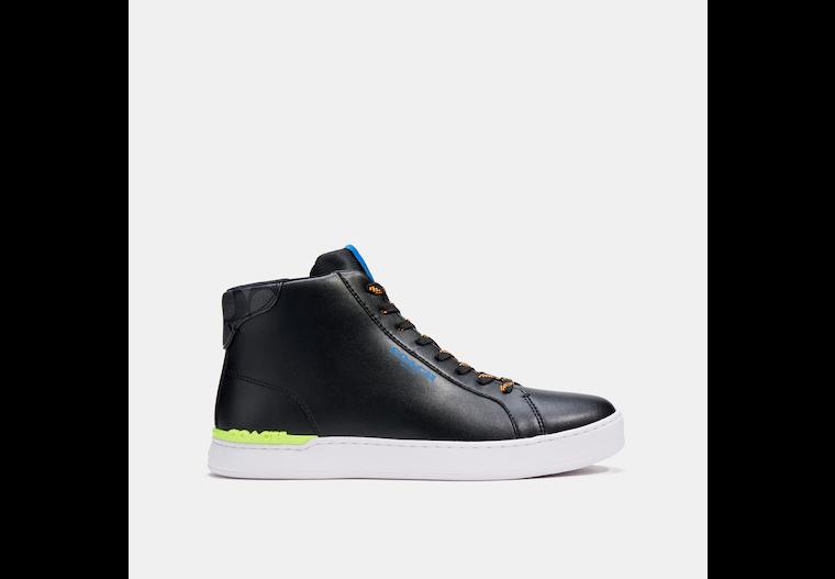 Clip High Top Sneaker image number 0