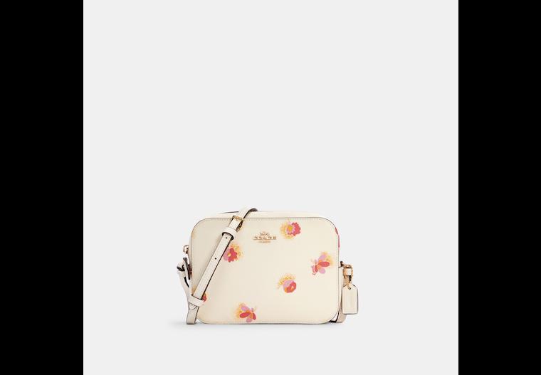 Mini Camera Bag With Pop Floral Print image number 0