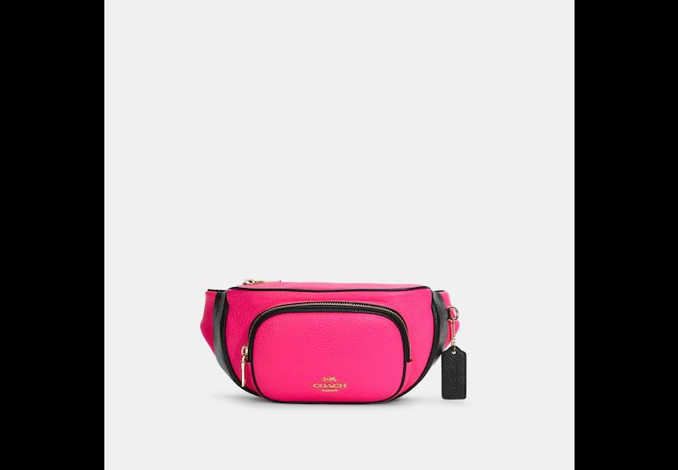Court Belt Bag In Colorblock image number 0