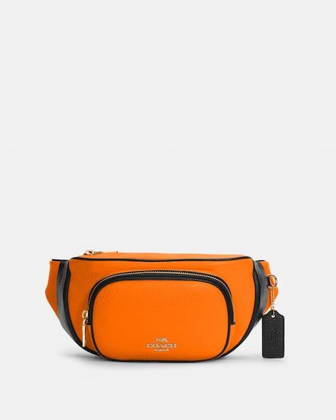 Court Belt Bag In Colorblock