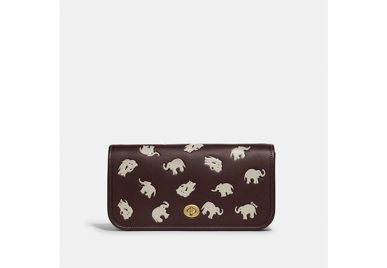 Dinky Belt Bag With Elephant Print image number 0