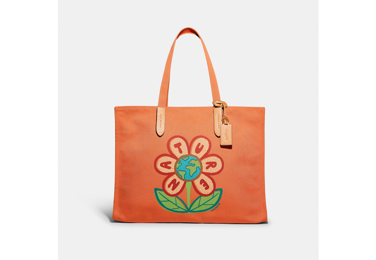 100 Percent Recycled Tote 42 image number 0